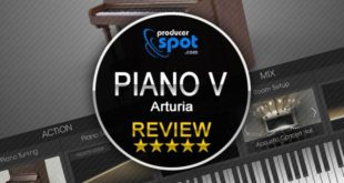Arturia Piano V Review