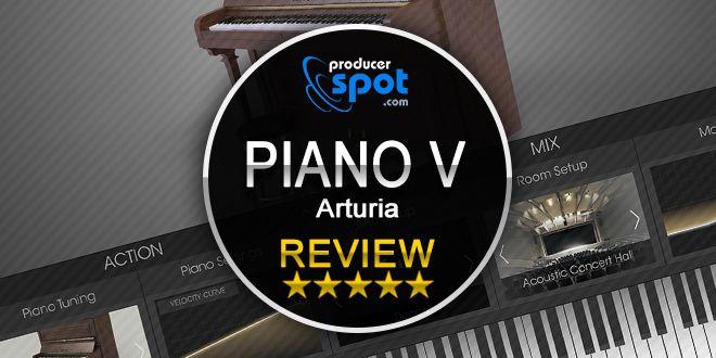 Arturia Piano V Review