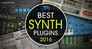 Best Software Synthesizers Released in 2016
