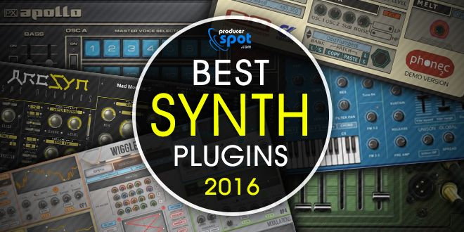 Best Software Synthesizers
