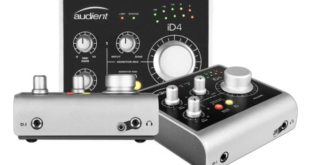 iD4 Compact Audio Interface by Audient