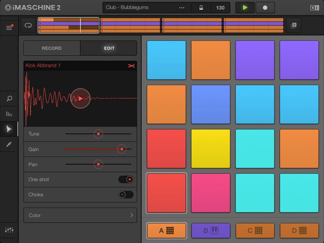 iMaschine App By Native Instruments