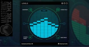 LEVELS Plugin Released by Mastering The Mix