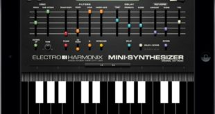 MINI-SYNTHESIZER iOS Synth App by Electro-Harmonix
