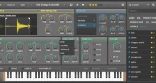 """Moody Sampler"" FREE Plugin Released by Soundslates"