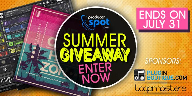 Summer Giveaway Loopmasters