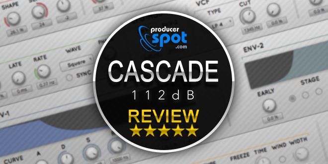 Review Cascade Software Synth