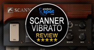 "Review: ""Scanner Vibrato"" Effect Plug-in by Martinic"