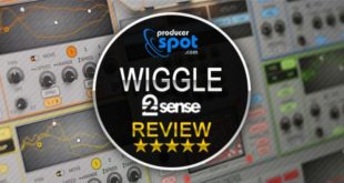 "Review: ""WIGGLE"" Software Synth by 2nd Sense Audio"