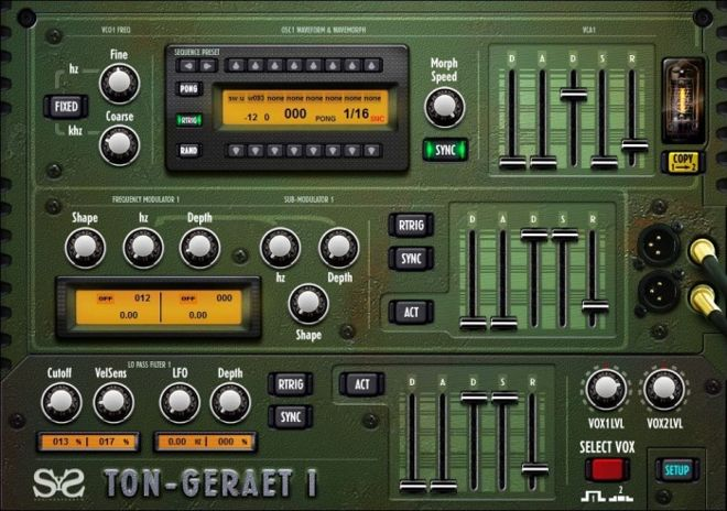 Ton-Geraet 1 synth plugin