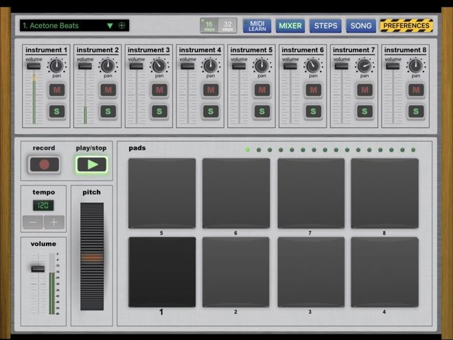 10 best ios ipad drum machines apps producerspot. Black Bedroom Furniture Sets. Home Design Ideas
