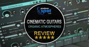 Review Cinematic Guitars Sample Loigic