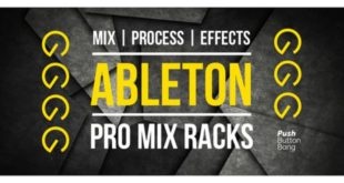 Ableton Pro Mix Racks Released by Push Button Bang