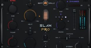 SLAM PRO Mix Phattener Processor (VST/AU) by Beatskillz