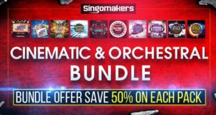 Cinematic & Orchestral Bundle by Singomakers