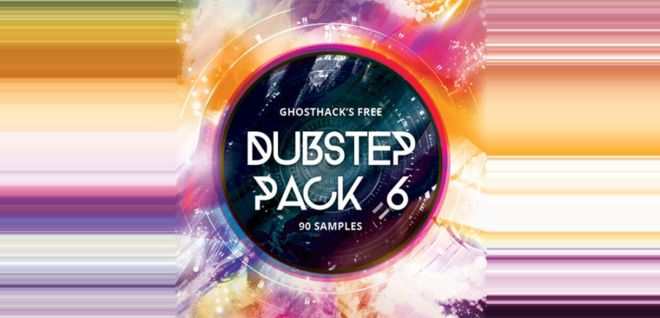 Dubstep Pack 6 Free Sample Pack by Ghosthack