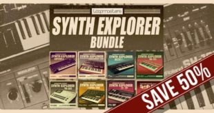 The Synth Explorer Bundle by Loopmasters