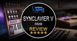 Review Synclavier V Synthesizer
