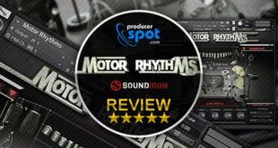 "Review: ""Motor Rhythms"" Kontakt Drum Library by Soundiron"