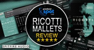Ricotti Mallets Kontakt Library by Spitfire Audio