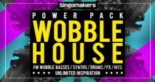 Wobble House Power Pack by Singomakers