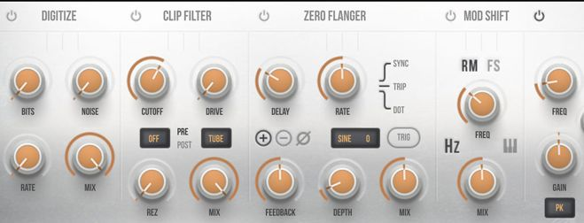 Stacker Effects