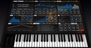 Icarus Software Synthesizer Released by Tone2