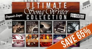 Ultimate Song Writer Collection Available at Loopmasters