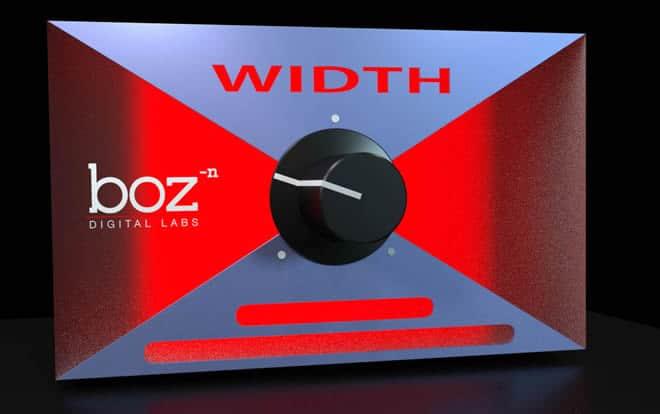 Width Knob Free VST Plugin