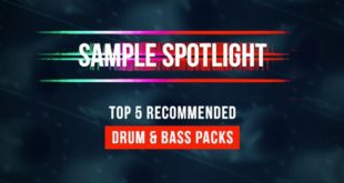 Top 5 Best Drum and Bass Sample Packs by Loopmasters