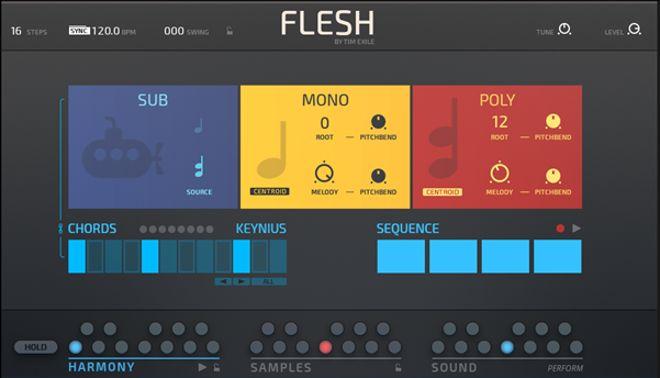 Flesh Harmonization Page