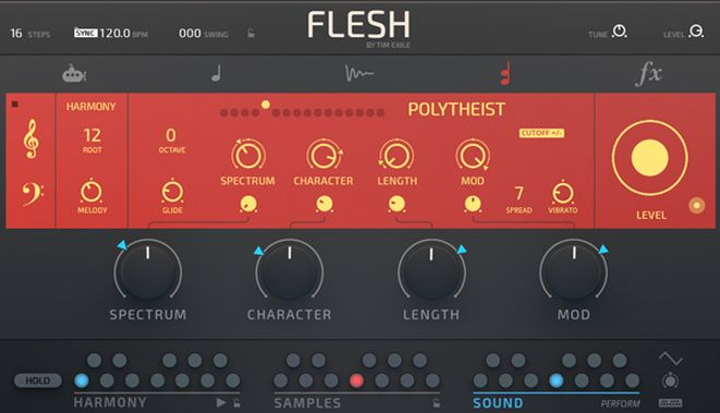 Flesh Reaktor Polysynth
