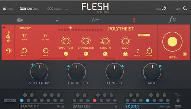Flesh Reaktor Polysynth