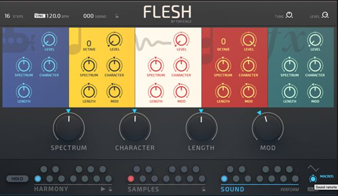 Flesh Reaktor Instrument