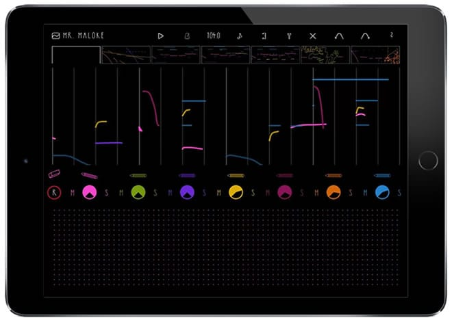 fluXpad iPad Music App