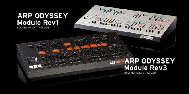 ARP Odyssey Rev3 Black