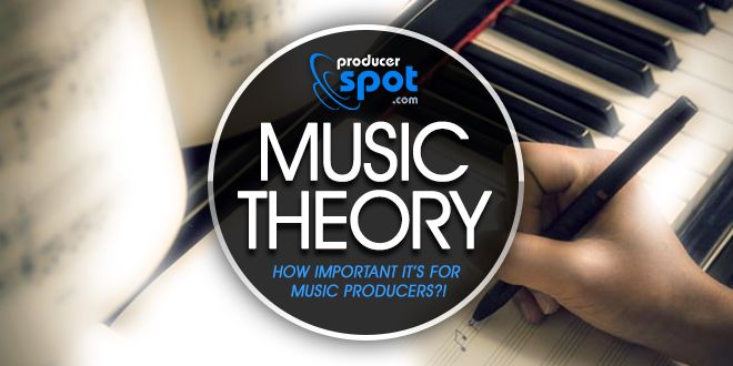 learn music theory for music producers