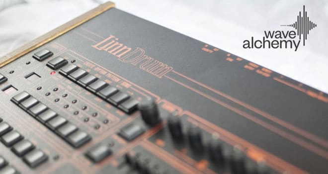 Free LinnDrum Tape Drum Samples
