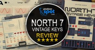 North 7 Vintage Keys by Spitfire Audio