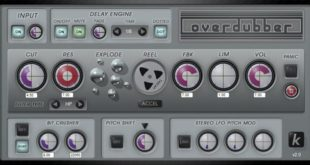 OverDubber 2 FREE Delay VST Plugin by KlangLabs