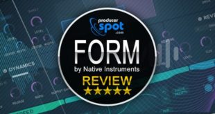 Review: FORM Software Synthesizer by Native Instruments