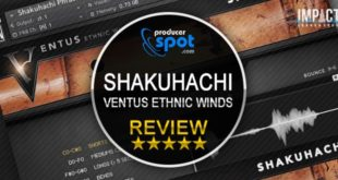 "Review: ""Ventus Shakuhachi"" by Impact Soundworks"