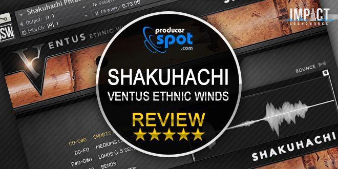 Ventus Shakuhachi by Impact Soundworks