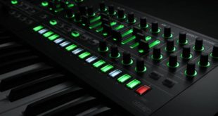 SYSTEM-8 PLUG-OUT Synthesizer Released by Roland