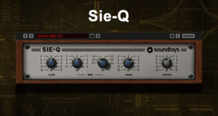 Sie-Q FREE EQ Effect Plugin