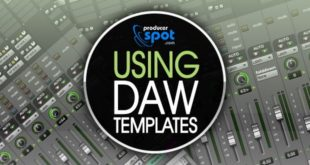 Using DAW Templates