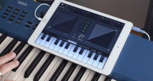 Addictive Synth iPad Synthesizer App by VirSyn