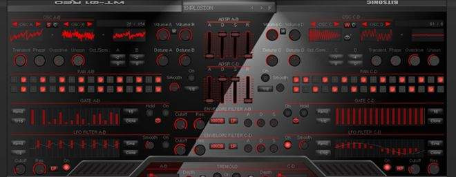 WT-01 Oscillators