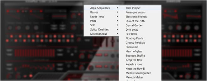 VST Synth Presets