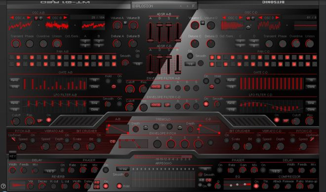 WT-01 Synth VST Plugin